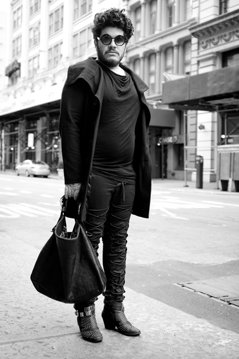 Fabian New York Street Portraits